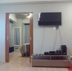 Condo235-TV-bedroom