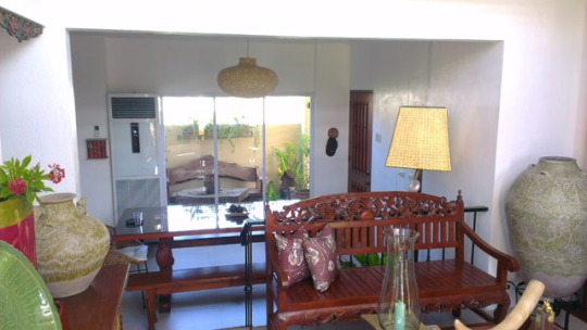 Living, Dining, Lanai
