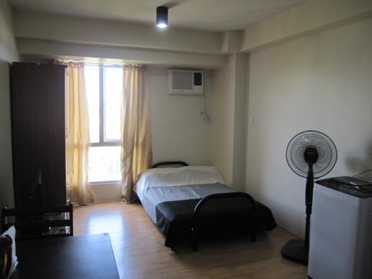 Condominiums for rent mactan properties for Studio type condo design