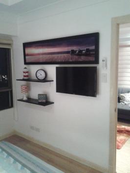 Mactan-condo-274-bedroom-TV