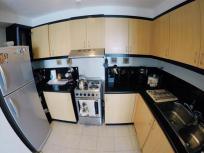 Mactan Condo 349 kitchen