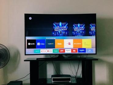 Mactan Condo 349 TV